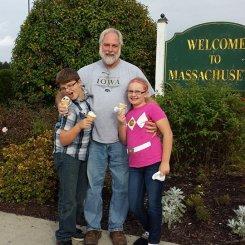 Trip to Massachusetts 2013