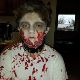 Halloween 2013 (Walking dead)